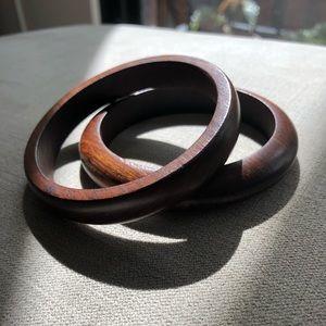 Wood Bracelets (2)
